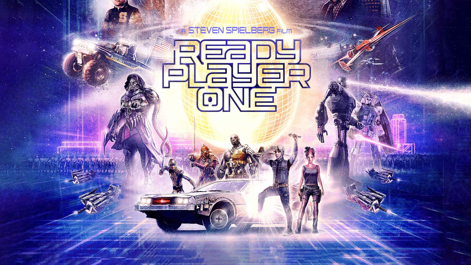Game on! Spielberg's Ready Player One is a delicious digital